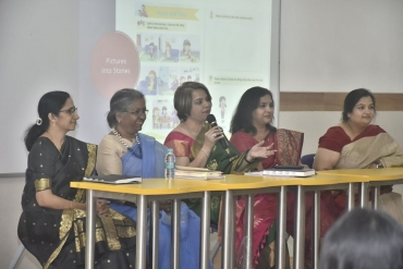 A panel discussion on Early Childhood Care and Education